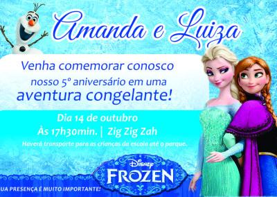 Frozen-Amanda-e-Luiza