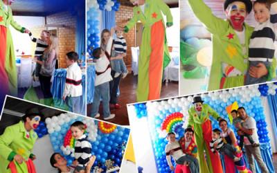Imagens de festas diversas